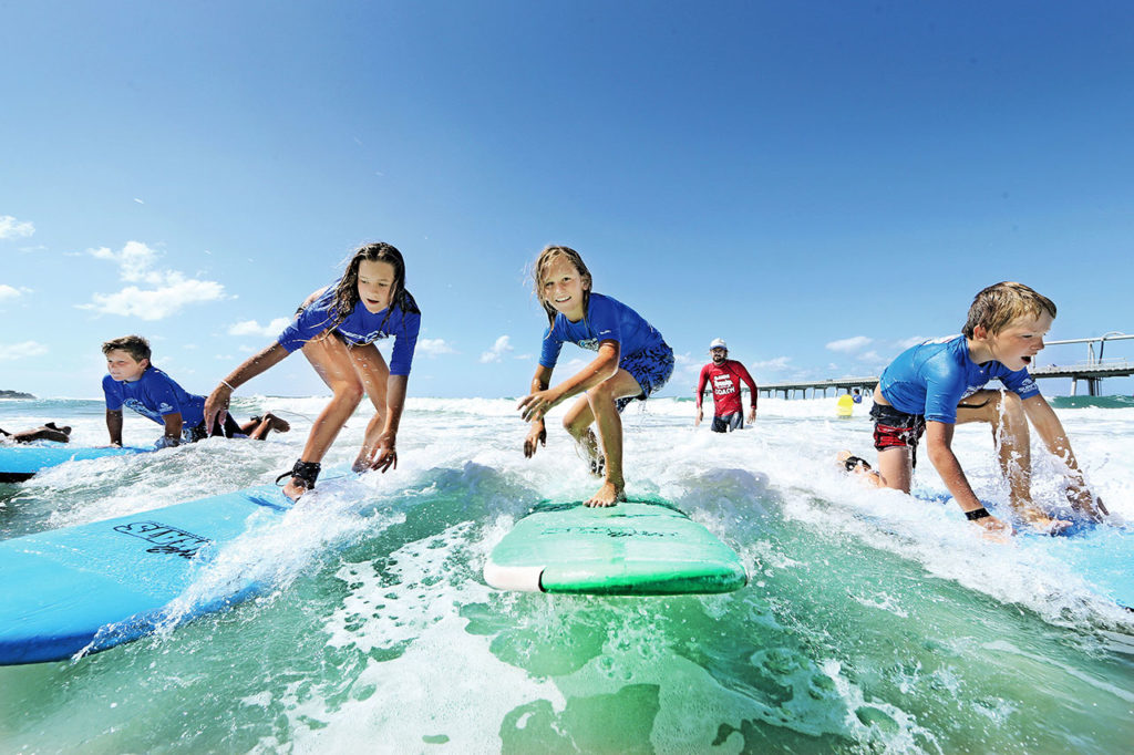 Surfing for kids: How to teach your kids to surf!
