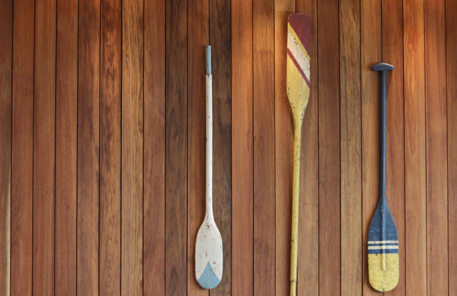Wooden Paddle Decor Home Decorating Ideas